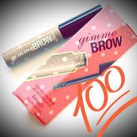Benefit Speed Brow Tinted Eyebrow Gel uploaded by Yani F.
