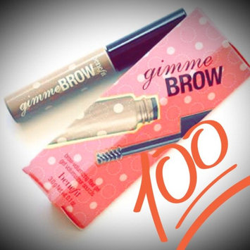 Benefit Speed Brow Tinted Eyebrow Gel uploaded by Yani F.
