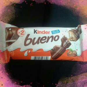 Kinder Chocolate uploaded by Adriana R.