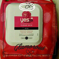 Yes to Tomatoes Blemish Clearing Facial Wipes uploaded by Alicia J.