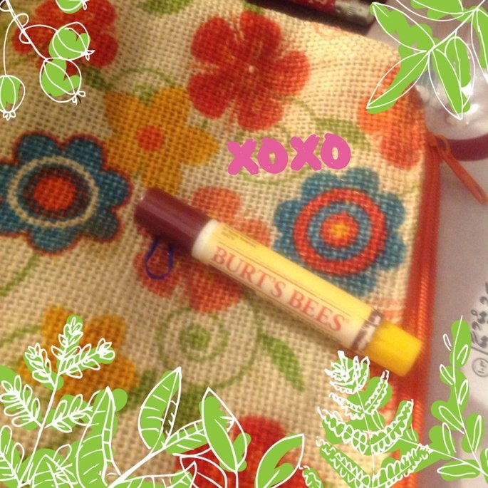 Burt's Bees Wild Cherry Lip Balm uploaded by Hira T.
