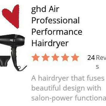 Photo of ghd Air Professional Performance Hairdryer uploaded by member-431cba037