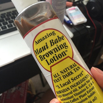 Maui Babe Browning Lotion uploaded by Angelica D.