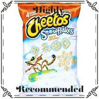 CHEETOS® Winter White Cheddar Flavored Puffs Cheese Flavored Snacks uploaded by Candy H.