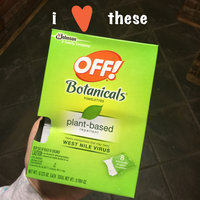 Off! Botanicals Towelettes uploaded by Holly T.