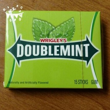 Wrigley's Doublemint Gum uploaded by Becca L.