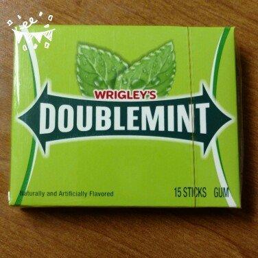 Wrigley's Doublemint Gum uploaded by Becca L.