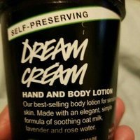 LUSH Dream Cream Body Lotion uploaded by gloria d.