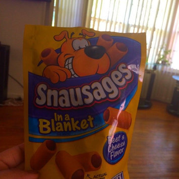 DOLLAR GENERAL Snausages in a Blanket - 4.5 oz. uploaded by Lakiya N.