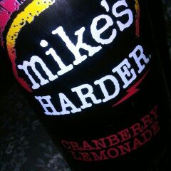 Photo of Mike's Hard Lemonade Mike's Harder Cranberry 23.5oz uploaded by Elly Q.