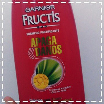 Photo of Garnier Fructis Full & Plush Shampoo uploaded by Maah P.