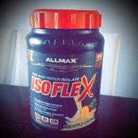 AllMax Nutrition - Isoflex Whey Protein Isolate Vanilla - 2 lbs. uploaded by Stéphanie S.