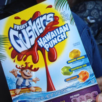 Fruit Gushers™ Hawaiian Punch Fruit Flavored Snacks uploaded by Bri W.