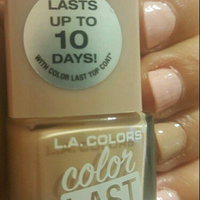 L.A. Colors Color Last Nail Polish, 0.5 fl oz uploaded by Anita S.