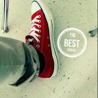 Converse Chuck Taylor All Star Canvas Low Red 9 uploaded by Elvis N.