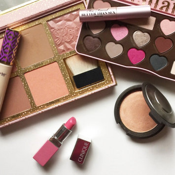 Photo of Benefit Cosmetics Cheekathon Blush & Bronzer Palette uploaded by Cristina V.