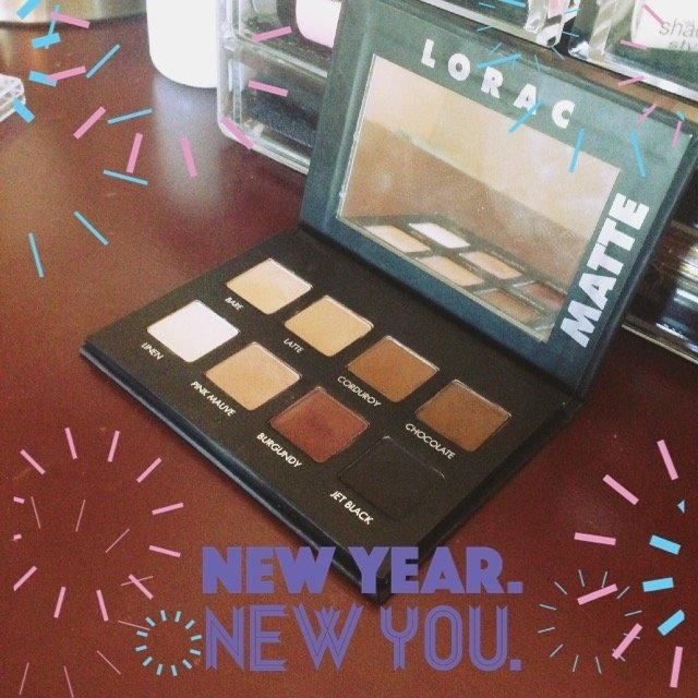 LORAC PRO Matte Eye Shadow Palette (Chocolate/Red/Latte) uploaded by Micaiah C.