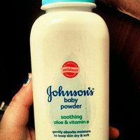 Johnson's Baby Powder uploaded by Samantha C.