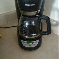Black & Decker 12-Cup Programmable Coffeemaker Model DCM2160B uploaded by Sandra C.