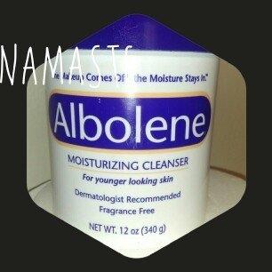 Albolene Moisturizing Cleanser, Fragrance Free, 3 oz uploaded by Leah H.