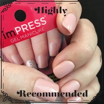Kiss® Broadway Nails imPRESS Press-on Manicure uploaded by Laurel G.