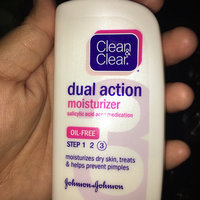 Clean & Clear Dual Action Moisturizer uploaded by Kimberly C.