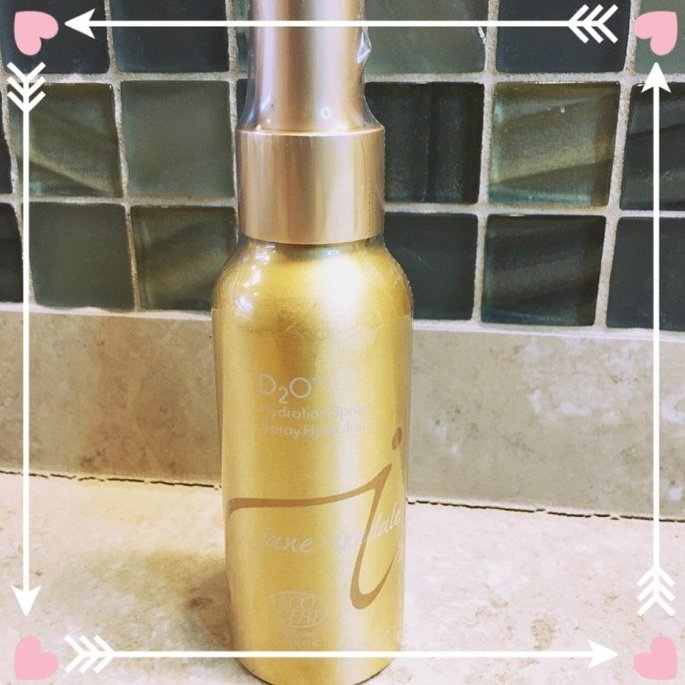 Jane Iredale D20 Hydration Spray, 3.04 fl oz uploaded by Melissa G.
