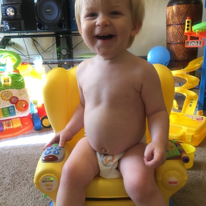 Fisher Price Fisher-Price Laugh and Learn Smart Stages Chair uploaded by Natasha T.