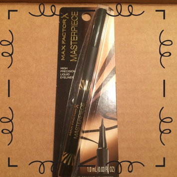 Photo of Max Factor Masterpiece High Precision Liquid Eyeliner uploaded by Jillian W.