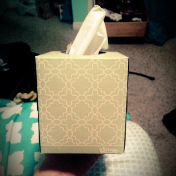 Photo of Kleenex® Medium Count Upright Everyday Tissues 4-80 ct Pack uploaded by Kelsey T.