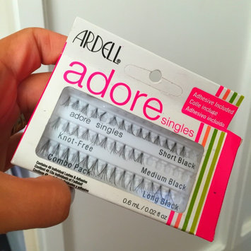 Ardell Adore Individual Lashes with Adhesive uploaded by Stephanie R.