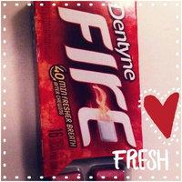 Dentyne Fire Sugar Free Gum Spicy Cinnamon uploaded by Rebekah V.