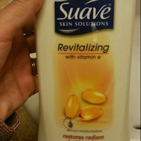 Suave Skin Solutions Body Lotion Revitalizing with Vitamin E uploaded by Rose G.