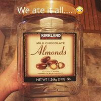 Kirkland Milk Chocolate Almonds uploaded by Sarah O.