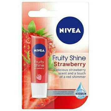 NIVEA Fruity Shine Strawberry Lip Balm uploaded by kumudhasri d.