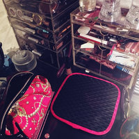 Clear Cube Organizer Acrylic Clear Cube Makeup Organizer 3 Drawers plus one w/Lid Display uploaded by Yvette A.