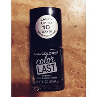 L.A. Colors Color Last Nail Polish, 0.5 fl oz uploaded by Jocelyne N.