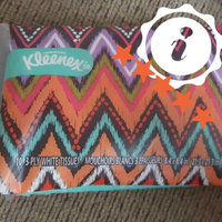 Kleenex® Brand Tissue 3-Ply Everyday Tissues 2-10 ct. Wallet Packs uploaded by Courtney L.