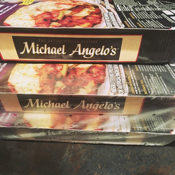 Photo of Michael Angelo's Eggplant Parmesan uploaded by Vishra P.
