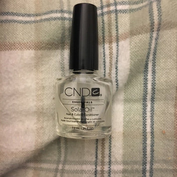 CND Cosemtics Creative Nail Solaroil Cuticle Oil, 2.3 Fluid Ounce uploaded by Diana D.