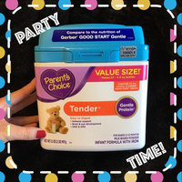 Parent's Choice Tender Powder Infant Formula with Iron, 32oz uploaded by Lina N.