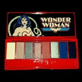 Photo of Wonder Woman Paradise Eye-Land Eyeshadow Set, 8 shades, .27 oz uploaded by Angelina M.