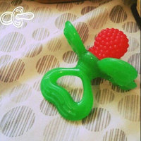 Raz Baby Raz-Berry Silicone Teether for 3+ Months uploaded by Morenike K.