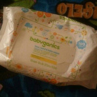 Babyganics Face, Hand & Baby Wipes Fragrance Free - 100 CT uploaded by Julia F.