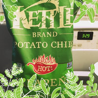 Kettle Brand Jalepeño Chips uploaded by Manisha K.