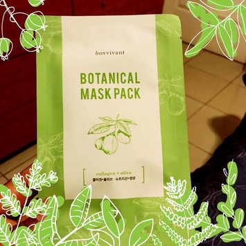 Photo of Bon Vivant Aloe Botanical Mask Pack uploaded by Damibel R.