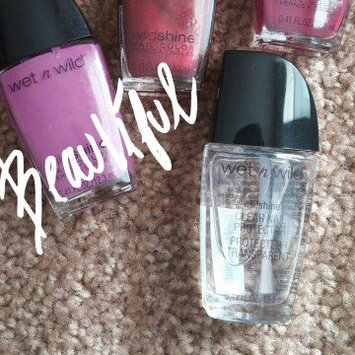 Photo of wet n wild Wild Shine Nail Color Base Coat uploaded by Melissa B.