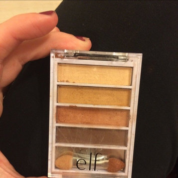 Photo of e.l.f. Eyeshadow Palette uploaded by Krysta B.