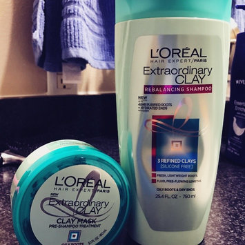 L'Oréal Extraordinary Clay Pre-Shampoo Treatment  Mask uploaded by Alvina A.