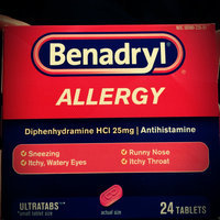 BENADRYL® Allergy ULTRATAB® Tablets uploaded by Latrisa W.